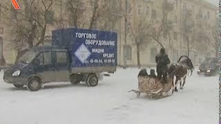 Липецк зима 2006 год