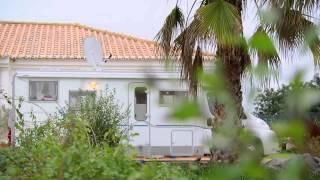Orkaan in Portugal I Was ik maar thuis gebleven
