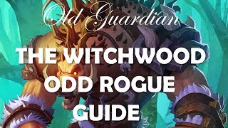 How to play Odd Rogue (The Witchwood Hearthstone deck guide)