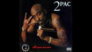 2Pac Tupac Shakur - No More Pain (All Eyez On Me CD1 Track 07)