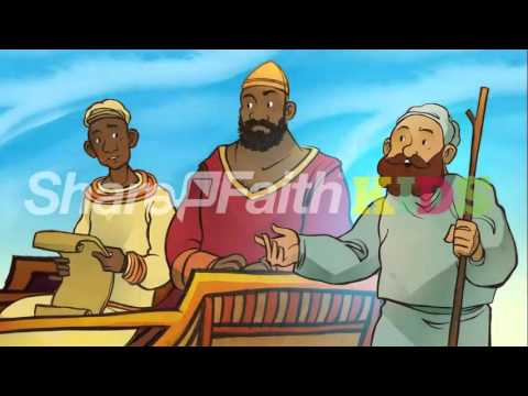 Philip and the Ethiopian Acts 8 Sunday School Lesson Resource