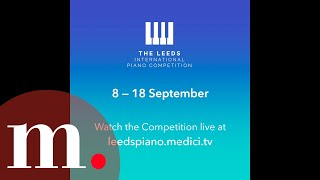 The Leeds International Piano Competition 2021 [TEASER]