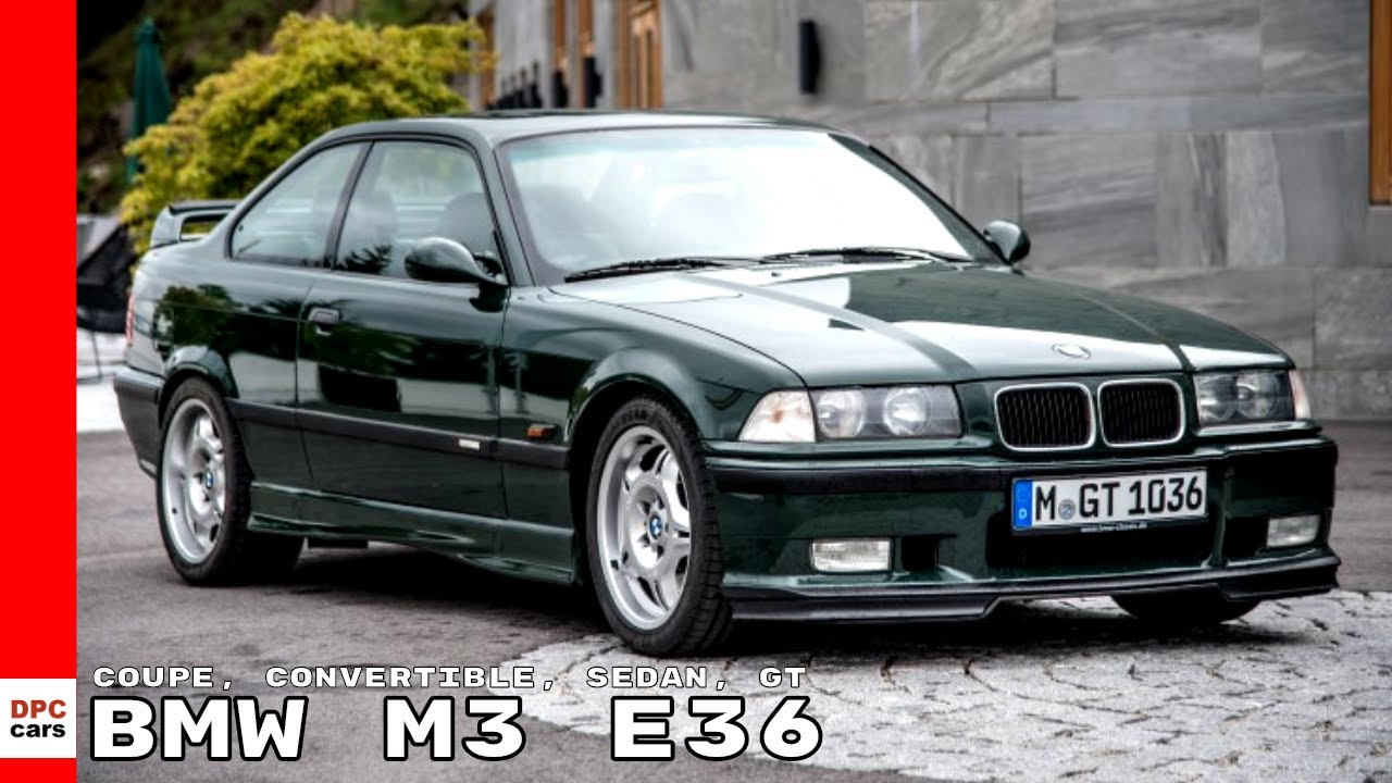 bmw m3 e36 coupe convertible sedan gt sequential. Black Bedroom Furniture Sets. Home Design Ideas