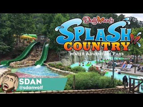 Dollywood's Splash Country! | July 2018