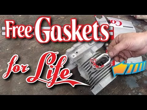 Can you Make your own engine Gaskets ????