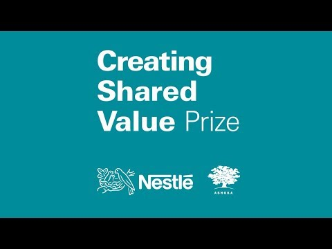 Nestlé Creating Shared Value Prize 2018