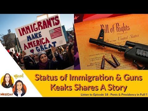 Status of Immigration & Gun Control