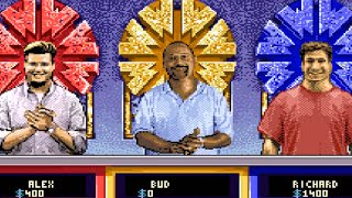 Wheel of Fortune Deluxe Edition (SNES) Playthrough - NintendoComplete