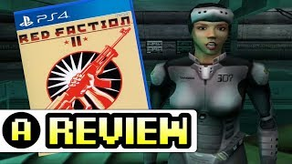 Red Faction II (PS4) Review