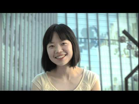 Marina from China is studying Accounting at Victoria University in Melbourne, Australia