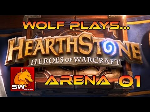Fool of the Arena | Wolf is a bad Mage | Hearthstone