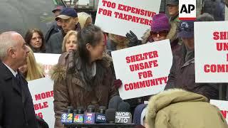 NY Homeless Shelter Steps From Billionaires Row