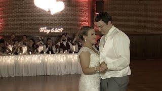 Wedding Reception Laube Hall in Freeport - DJ Pifemaster Productions