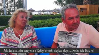 ELİF YAYLA İLETİYOR (VOYAGE BODRUM TORBA)