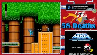 Megaman: Super Fighting Robot Blind/Buster Only/No E-tank Run - Part 08 - Leaf Man