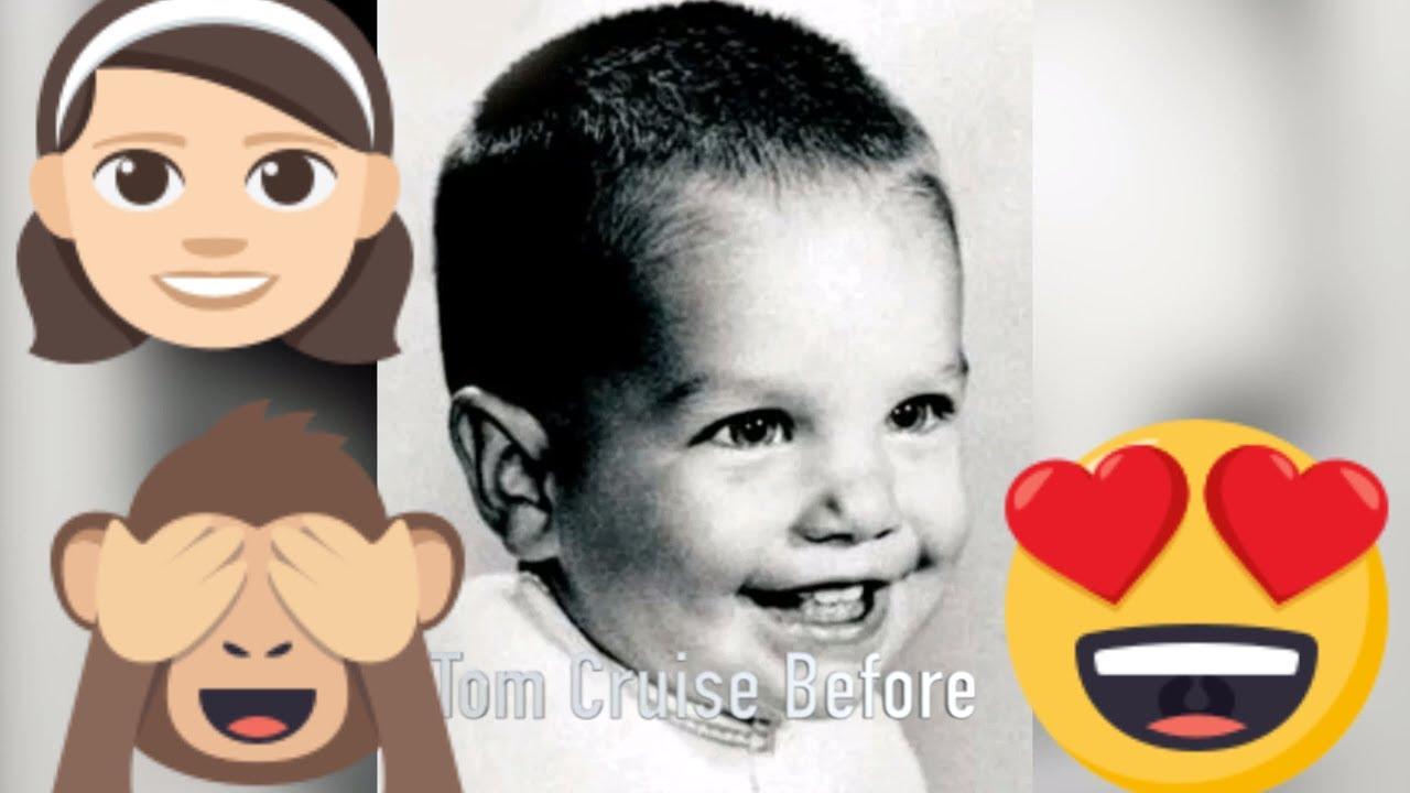 Tom Cruise - Popular Celebrity Face Progression 39: Grown Ups
