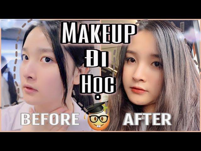 [Kimkitty Channel] Makeup đi học tự nhiên. Trang điểm như không trang điểm | kimkitty channel
