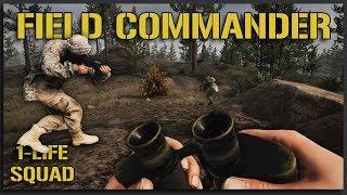 1-LIFE ASSAULT (Field Commander) - 40v40 Squad Gameplay