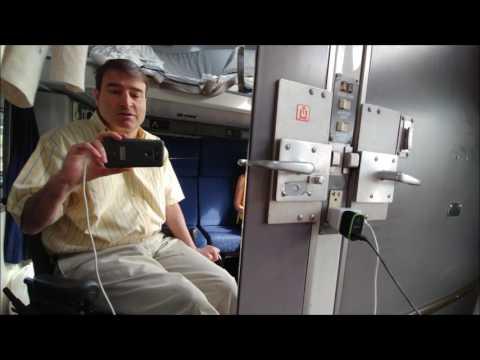 Amtrak Viewliner Accessible Sleeper Room