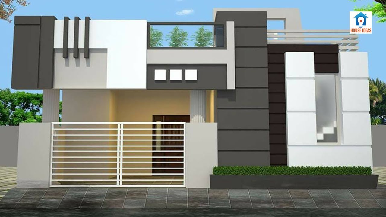 3d Front Elevation Free Download : D front elevation of house good decorating ideas mp