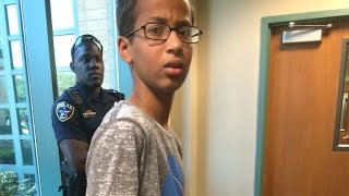 Muslim Student Arrested Over Homemade Clock