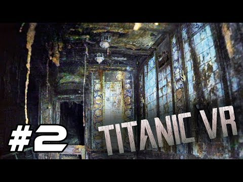 RESCUING ANOTHER DRONE!!! -Titanic VR Gameplay Walkthrough #2