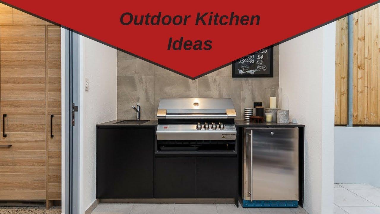 Outdoor Kitchen Ideas Imperial Kitchens Brisbane Gold Coast
