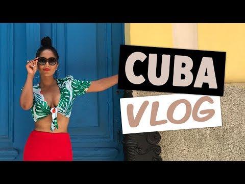 VLOG: Girl's Trip to Cuba!   Deepica Mutyala