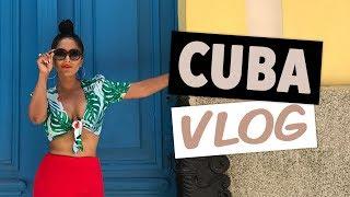 VLOG: Girl's Trip to Cuba! | Deepica Mutyala