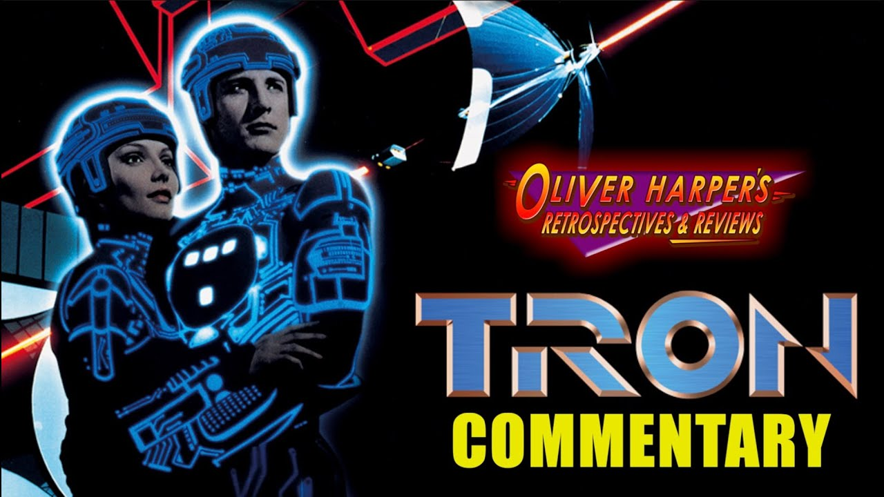 TRON Commentary (Podcast Special) feat @ashens