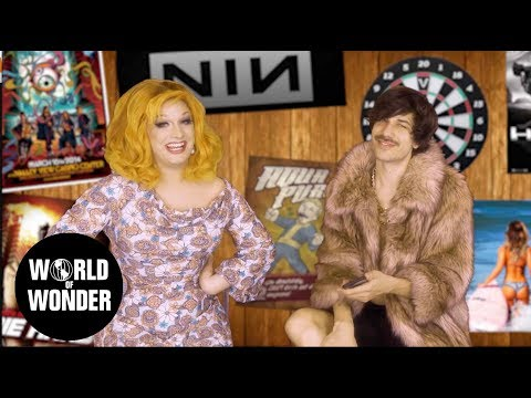 "Cool Mom Ep 2: ""Grindr"" with Jinkx Monsoon"