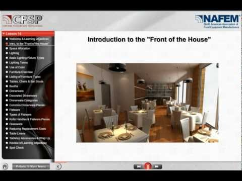 NAFEM - An Introduction to the Foodservice Industry