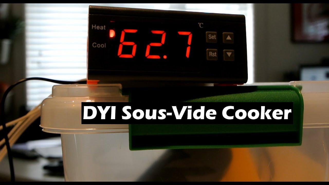 My Sous Vide Controller Box