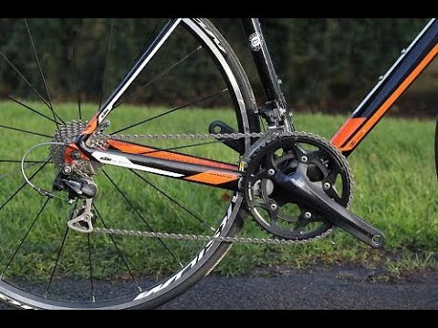 e8445ee8ee1 KTM Revelator 3500 road bike - YouTube