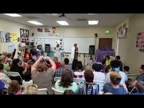 Drama Fest at Heritage Peak Charter School - 2017