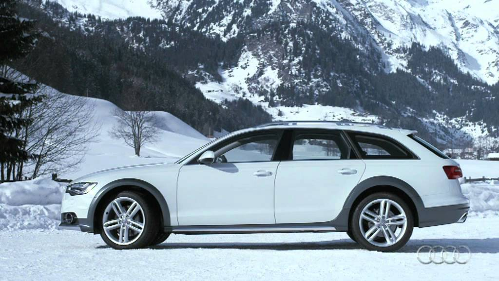 Audi A6 C7 Interior >> Audi A6 allroad quattro (C7) - Exterior and Interior Details - YouTube