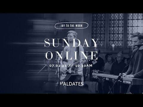 St Aldates Morning Service 7 February 2021