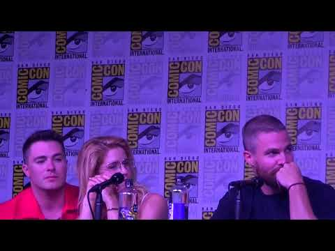 San Diego Comiccon 2018 The Arrow panel