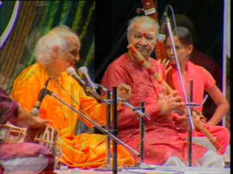 Gokul Mein Baajat - Pandit Jasraj & Pandit Hariprasad Chaurasia (Jugalbandi)