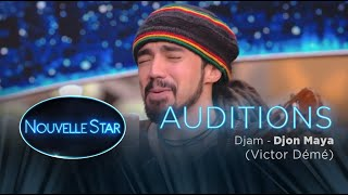 "Djam : "" Djon Maya"" - Auditions - Nouvelle Star 2017"