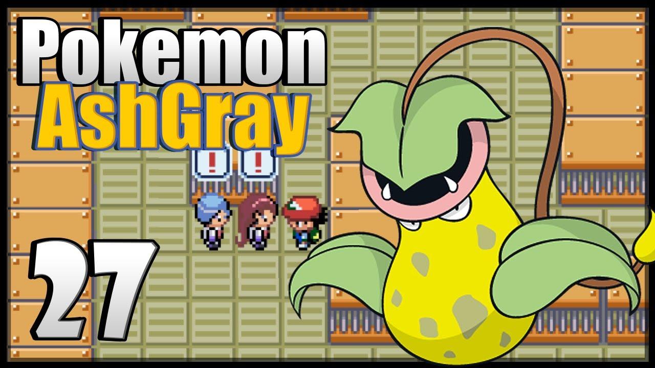 Pok\u00e9mon Ash Gray  Episode 27  YouTube
