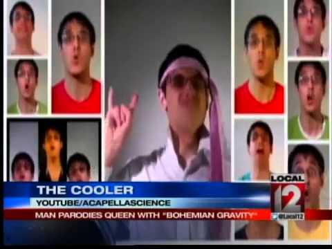 The Cooler: Bohemian Gravity