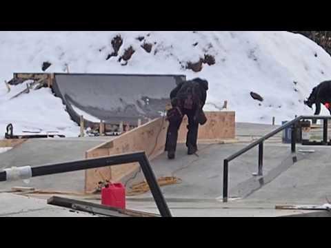 Kentville Skatepark Construction - Phase 1