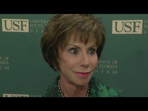 USF President Judy Genshaft to step down