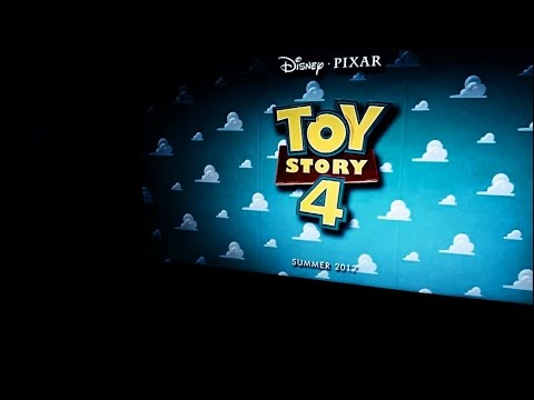 Thumbnail: D23 Expo 2015 Toy Story 4 Trailer SUMMER 2019