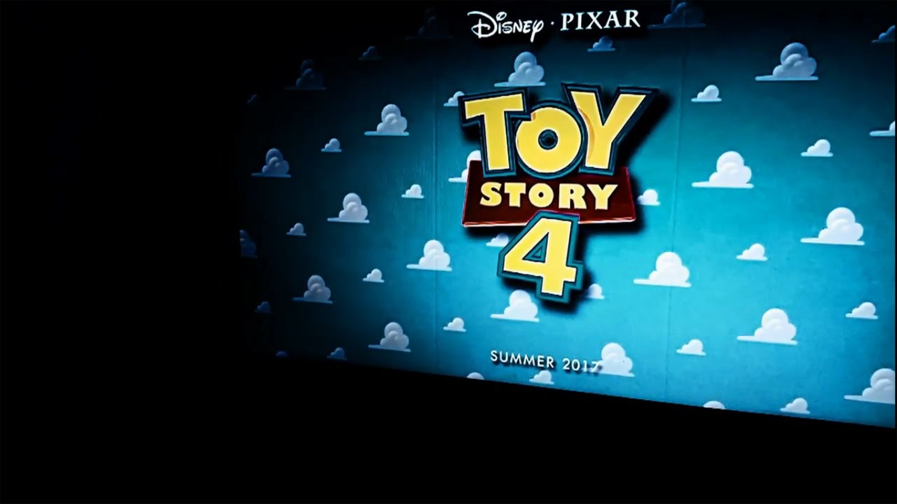 D23 Expo 2015 Toy Story 4 Trailer Summer 2019 Youtube