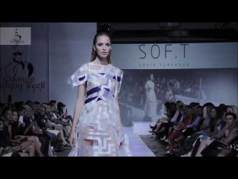 SOF.T by Sofia Turekova Fashion Show at Couture Fashion Week NY