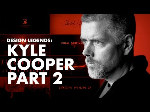 Design Legends— Kyle Cooper Main Title Designer PT 2 (Braveheart, Se7en, Dawn of the Dead)