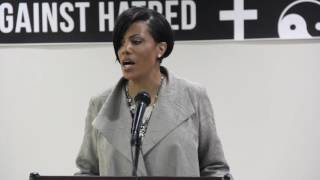 Baltimore City's Mayor Stephanie Rawlings-Blake's visits Ahmadiyya mosque