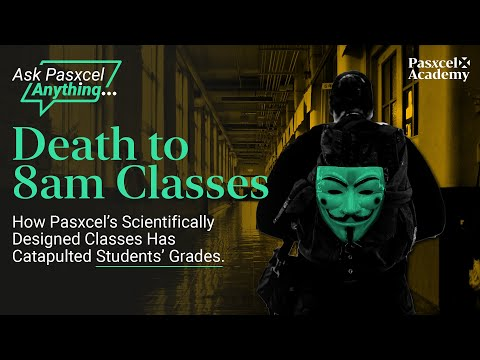How Pasxcel's Scientifically Designed Classes Has Catapulted Student's Grades